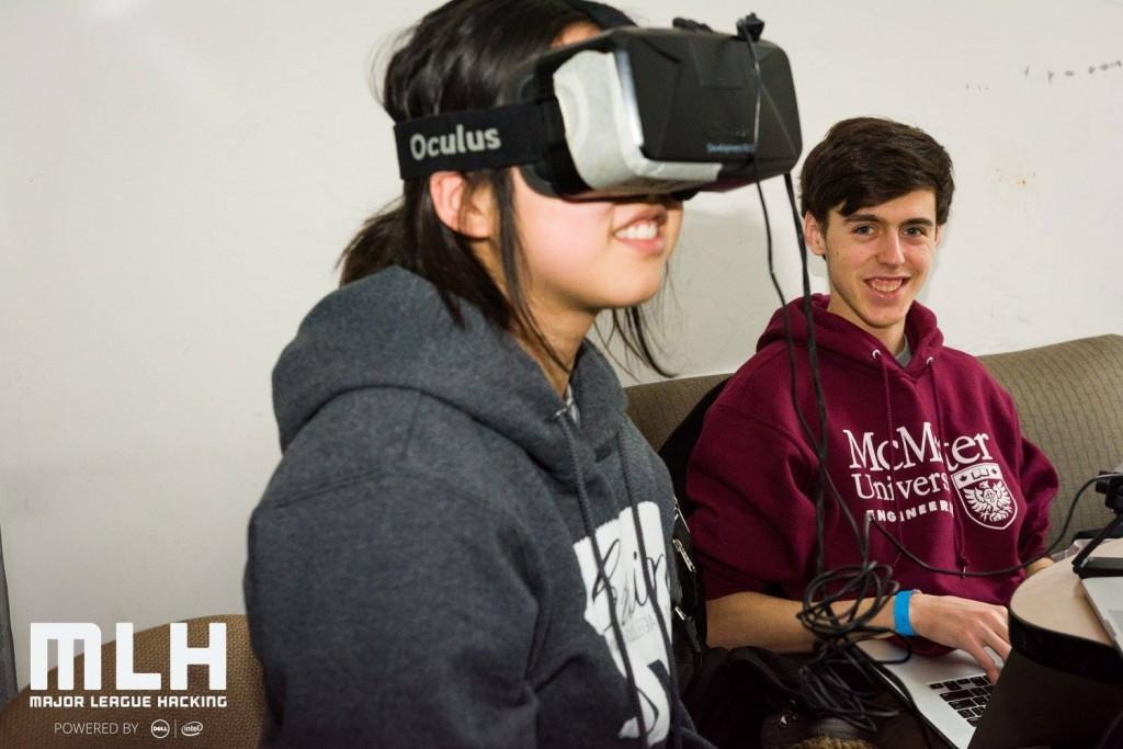 Using an Oculus Rift