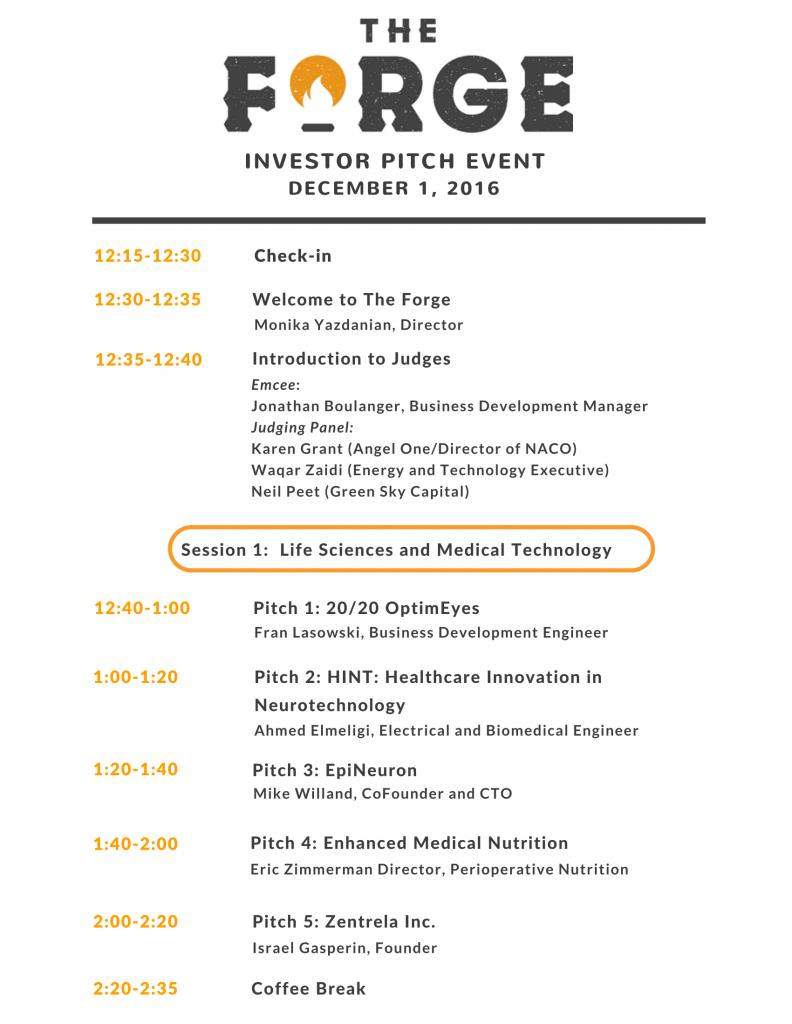 investor-pitch-event-dec-1-2016-agenda-1